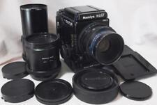 [EXC++++] Mamiya RZ67 PROⅡ Camera w/Macro Z 140mm F4.5W & Z 360mm F6W,WinderⅡetc