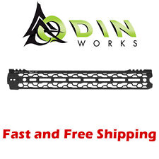 "Odin Works 15.5"" O2 Lite M-LOK Forend- Free Float Handguard w/ MLOK Rail Section"