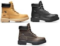 Timberland PRO Soft Toe Direct Attach 6 Inch Wheat / Black Leather Work Boots