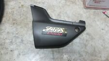 02 Kawasaki ZR1200 ZR ZRX 1200 ZRX1200 R Left Side Cover Fender Panel