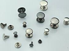 100 Hohlnieten  Nieten 5,8x2,4x6 Kupfer pat rostfrei