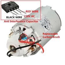 ALTO Motor PERMANENTE Imán eléctrico 300w 10000RPM AC220V cc Generador