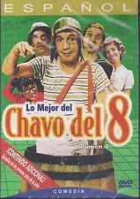 DVD  - Lo Mejor Del Chavo Del 8 ( Volumen 4 ) NEW El Chavo FAST SHIPPING !