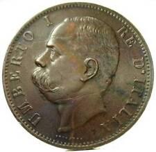 Savoia-Umberto I (10 Centesimi) 1894 ROMA