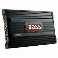 Boss Audio 1800 Watt 5 Channel Full Range Car Audio Amplifier w/Remote - D1800.5