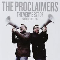 THE PROCLAIMERS - THE VERY BEST OF 2 CD NEU