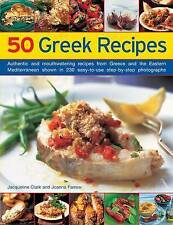 50 Greek Recipes: Authentic and Mouthwatering Recipes from Greece and the...