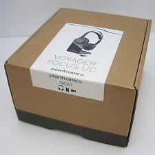 Plantronics Voyager Focus UC B825 Bluetooth USB Headset Active Noise Cancelling