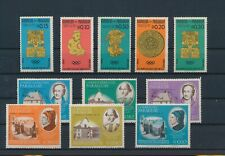 LM75982 Paraguay olympics historical figures fine lot MNH