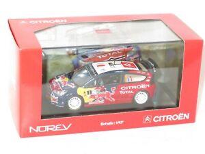 1/43 Citroen C4 WRC Red Bull   Winner Rally Argentina 2008 #1 S.Loeb / D.Elena