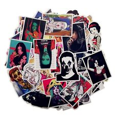Sexy Girls Skateboard Stickers 10pcs Rude Adult Horror Mixed Phone Stickerbomb