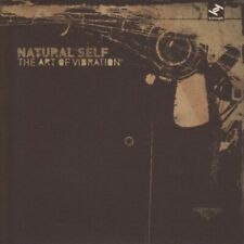 Natural Self : The Art of Vibration CD (2008) ***NEW*** FREE Shipping, Save £s
