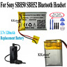 For Sony SBH50 SBH52 SBH-50 SBH-52 Bluetooth Headset 120mAh Replacement Battery