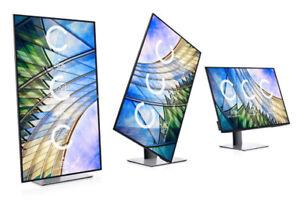"Dell U2719D UltraSharp 27"" HD LED-backlit IPS HDMI 2560X1440 Monitor Warranty"