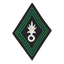 Losange écusson de bras cannetille pour Uniforme d'Officier Cavalerie LÉGION