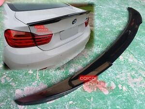 Painted BMW 14~16 F82 M4 coupe performance type Trunk Spoiler color: 475 black ◎