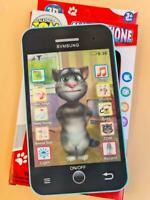 3D Talking Tom Tablet Children Toy Nursery Rhymes Smart Touch Educational Toy