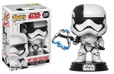 "STAR WARS THE LAST JEDI PRIMERO ORDER EXECUTIONER 3.75"" FIGURA DE VINILO POP"