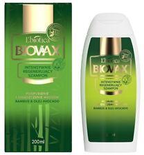 L'BIOTICA BIOVAX BAMBOO & AVOCADO OIL SHAMPOO 200 ML Lbiotica
