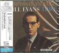 BILL EVANS-PORTRAIT IN JAZZ -JAPAN SHM-CD C94