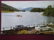 POSTCARD CUMBRIA WINDERMERE - VIEW ACROSS THE LAKE