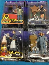 Saturday Night Live Series 1 set of 4 Action Figures - X-Toys