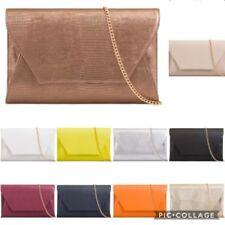 River Island Gold Clutch Bags   Handbags for Women   eBay d84e2ccb5d
