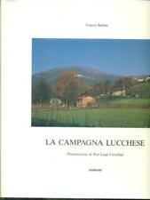 LA CAMPAGNA LUCCHESE  FRANCO BELLATO MATTEONI 1990