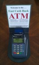 FREE POS. CASHLESS ATM MACHINE OR TERMINAL,PLUS FREE $100 CHECK.(FREE SHIPPING)
