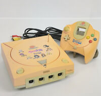 Dreamcast SAKURA WARS Console System Limited Sega Tested UGO 2000 050010335656