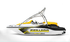 !LBRK GRAPHIC Replacement KIT DECAL BOAT SPORTSTER SEA DOO SPEEDSTER 150 SWIRL