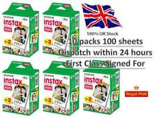 100 films Fuji Instax Mini Film for Fujifilm Mini 7s/8/9/25/50/90/70