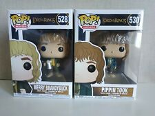Funko pop Pippin & Merry Brandybuck Lord of the Rings - Pack 2- LOTR-VER FOTOS