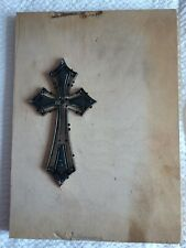 Die Cutting Forme - Ecclesiastical Cross 17 cm by 9 cm