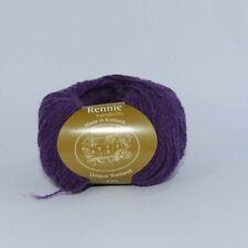 JC Rennie Unique Shetland 4ply VARIOUS SHADES made in Scotland 100/% wool