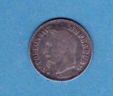 (F.24) MONNAIE DE 20 CENTIMES NAPOLÉON III 1868 BB STRASBOURG (TB)