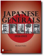 Japanese Generals 1926-1945 by Richard Fuller (2011, Hardcover) Book 1926-45