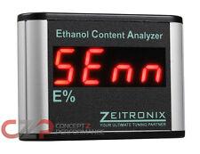 Zeitronix Ethanol Content Analyzer Kit w/ Display (RED) and Sensor