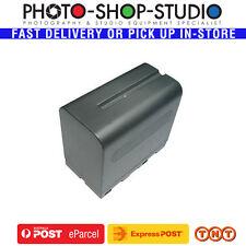 Fotolux Li-on Rechargeable Battery NP-F970 for Sony 7.4V, 6600mAh YN-600 YN-900