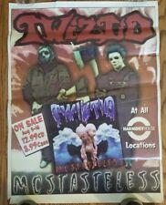 Twiztid - Mostasteless Fetus Poster 18x24 insane clown posse house of krazees