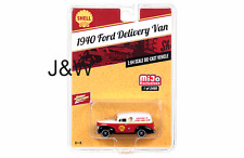 Johnny Lightning Ford Delivery 1940 Shell JLCP7016 1/64 LTD 2400 PCS