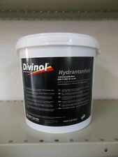 Divinol Hydrantenfett 5kg Hochdruckfett Lagerfett Fett Öl Eimer Mehrzweck Salz