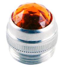 Standard Pilot Light Jewel, Amber for guitar amplifiers, hifi, vintage equipment