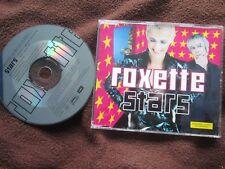 Roxette – Stars EMI Records CDPRO 4223 Roxette Recordings UK Promo CD Single