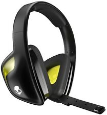 Skullcandy Black & Yellow SLYR Gaming Headset for Xbox, PS3 & PC