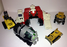 Transformers Revenge Of The Fallen Constructicon Devastator Not Complete