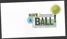 US 5209 Have a Ball Tennis DCP FDC 2017