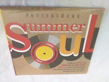 "Pottery Barn  - ""Summer Soul"" CD Sealed"