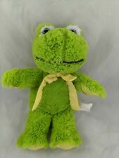 Inter American Products Green Frog Plush 11