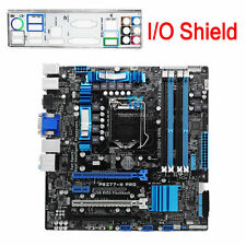 ASUS P8Z77-M PRO Genuine Z77 Motherboard LGA 1155 USB3 SATA3 w/ I/O Shield Test